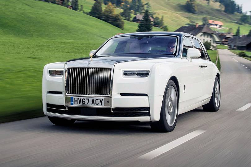 The New Rolls Royce Phantom Has Arrived In South Africa Following Its Recent Global Debut London Flagship Of Luxury Car Manufacturer Was